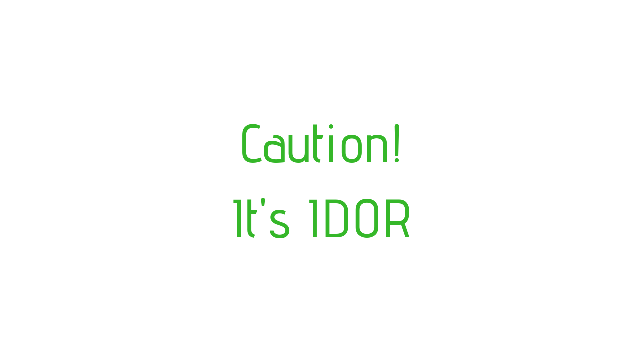 How critical is IDOR vulnerability? Can it take down a whole company?